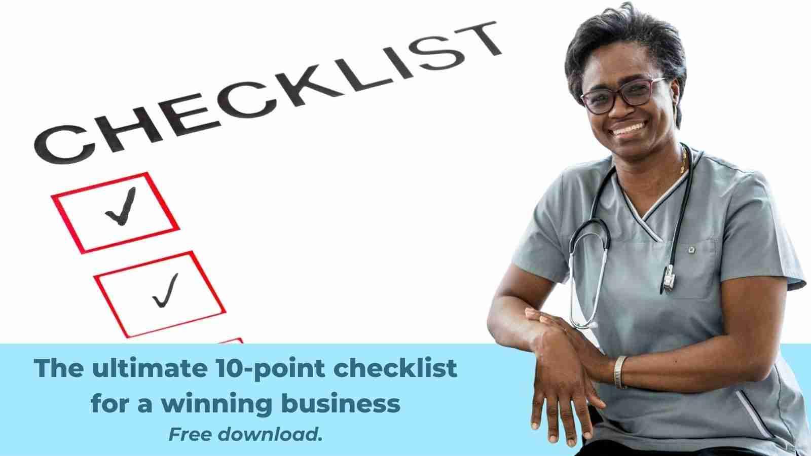 Ultimate checklist