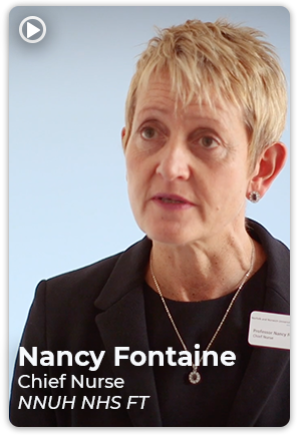 Nancy Fontaine, Chief Nurse