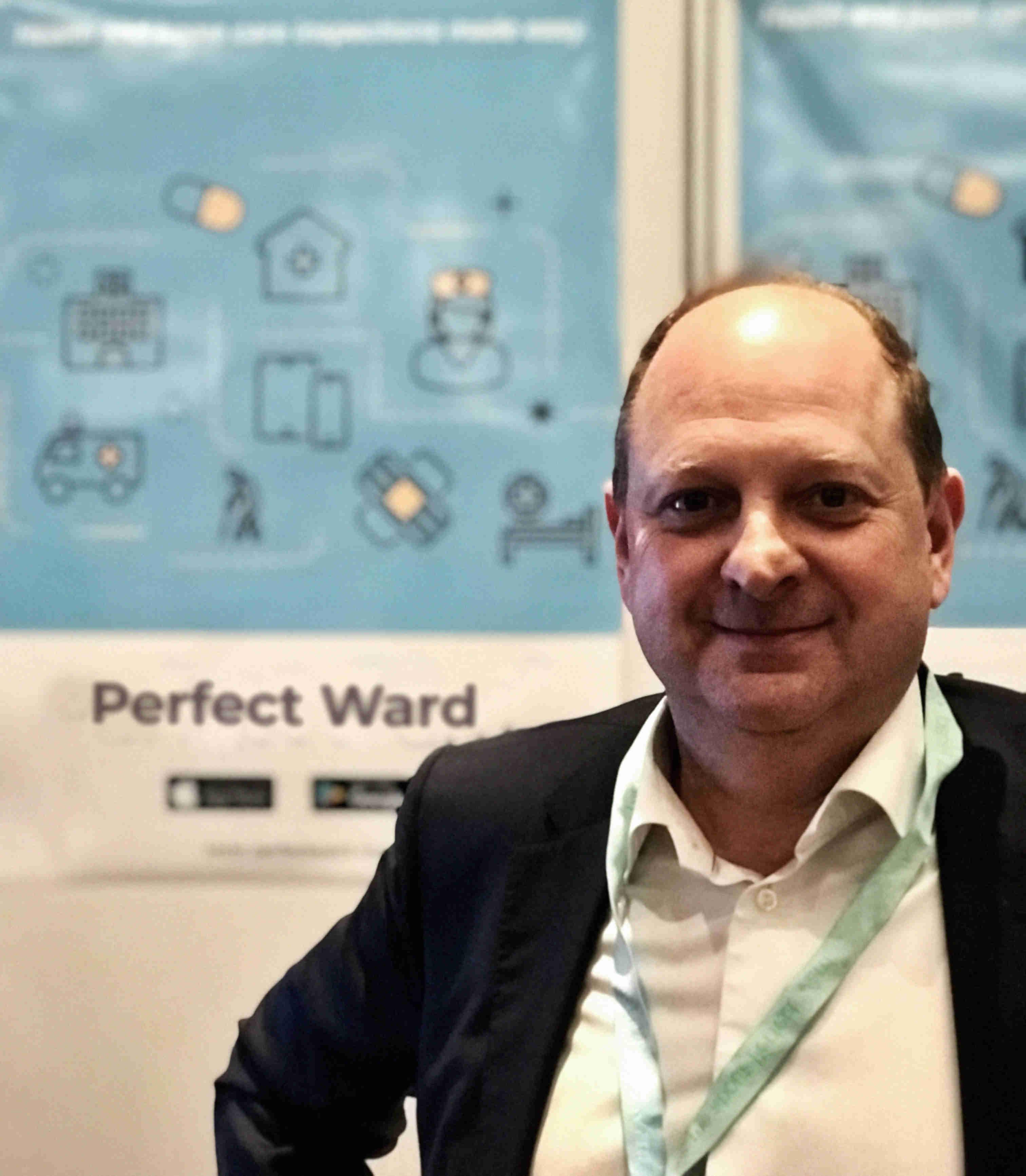 Tim Bolot CEO Perfect Ward
