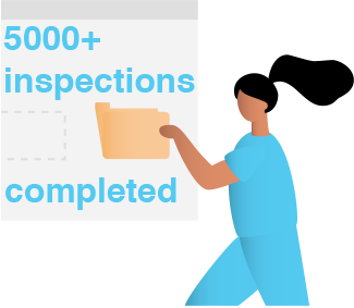 5000 Inspections Completed
