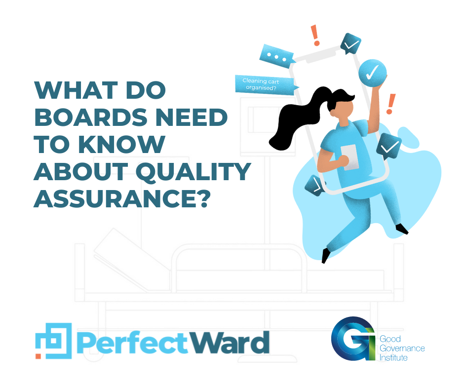 What boards need to know about quality assurance
