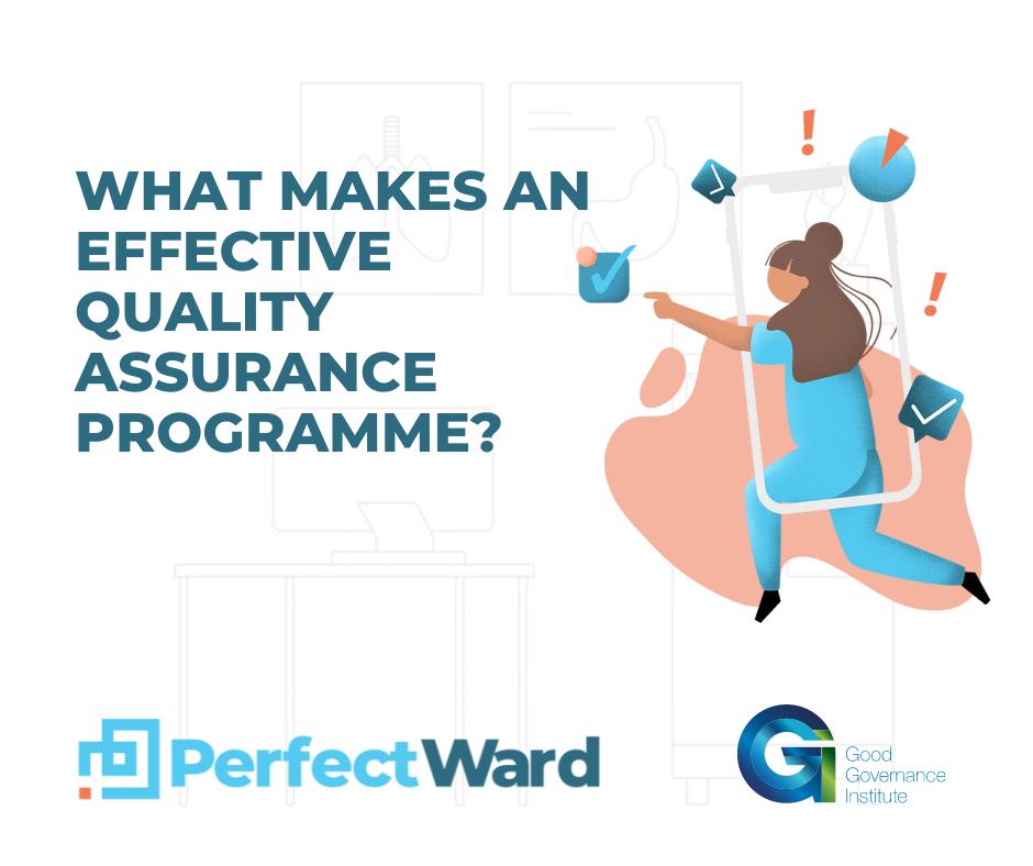 An effective quality assurance programme